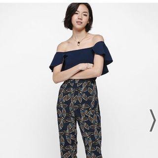 🚚 LB Petelia Printed Pants