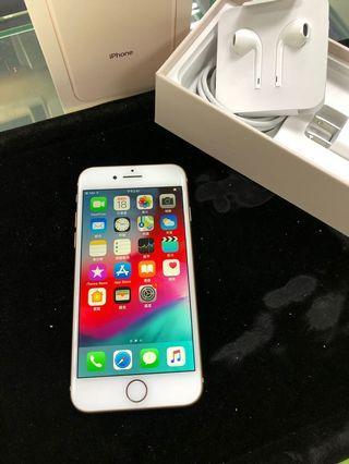 二手IPHONE8 64G 金色 保固到2020年4月20日 iPhone 8-64G