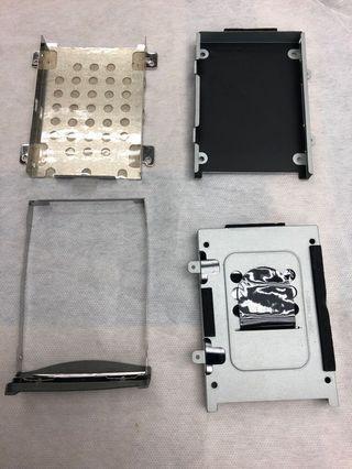 DELL , HP , lenovo hard disk Caddy mix
