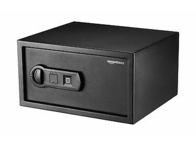 (3B055) Amazonbasics Safe Box