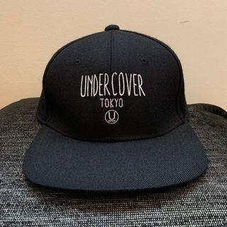 Undercover Cap Black