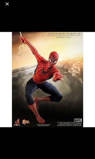 "Hot Toys ""Amazing Spider-Man 3"" Spider Man"