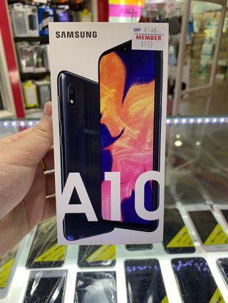 🚚 Samsung A10 (NDP Promotion)