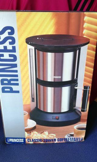 Classic coffee maker princess brand