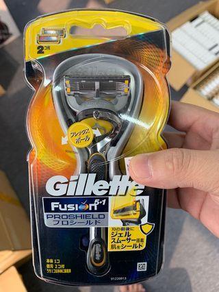 Gillette 吉列剃鬚刀 1+2組合
