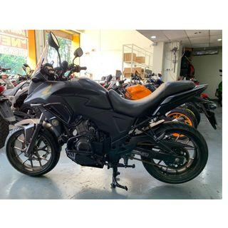 Used Honda CB400X for sale.