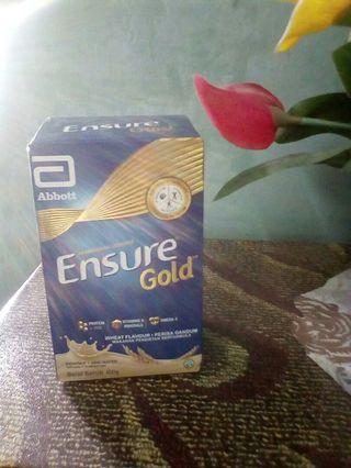 Unsure Gold 400g free postage
