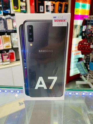 🚚 Samsung A7 (Promotion)🎉