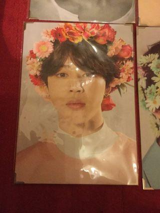 [WTS]BTS JIMIN LOVE YOURSELF PREMIUM PHOTO