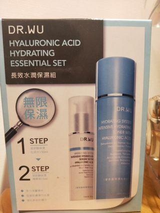 Dr.WU 長效水潤保濕組