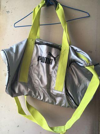 Puma 運動袋 / puma duffel bag