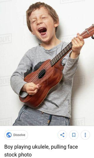 Ukulele Lessons for Kids and Adults