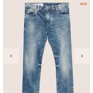 【出清價!!!】29-31腰 全新 正品 牛仔褲 AX Armani Exchange 亞曼尼