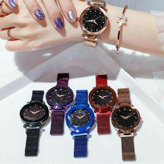 MANIA DIAMOND MAGNETIC WATCH