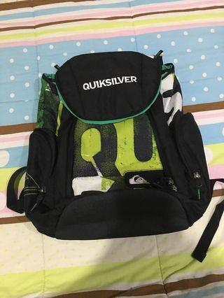 Authentic Quicksilver backpack
