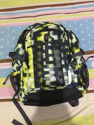Authentic The North Face backpack (w/laptop compartment)