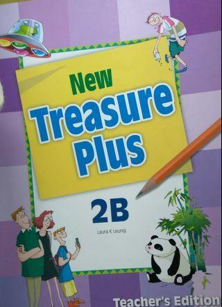 Treasure plus 3B teacher s edition