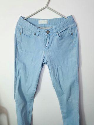 Jeans 淺藍色牛仔褲 日本購