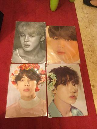 [WTS]BTS premium photo