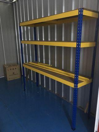 Industrial Shelving Smart Racking System