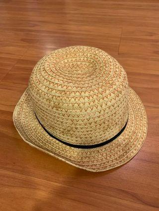 Japanese summer straw hat