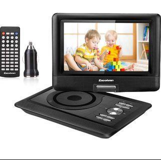 (3B058)ExcelVan DVD Player