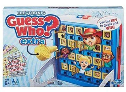 (3B065)Electronic Guess Who Extra