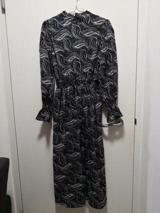 (2 for $18) Dressabelle printed dress