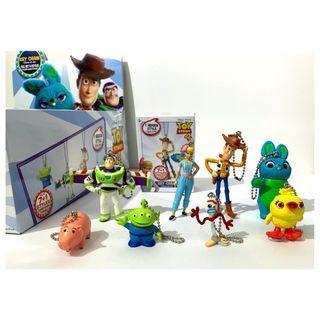 大熱Toy Story 4 鎖匙扣