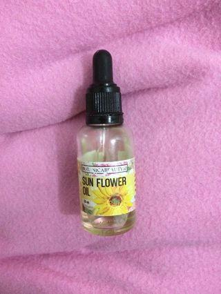 Sunflower oil - Botanica Beauty
