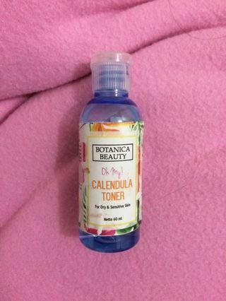 Calendula Toner - Botanica Beauty