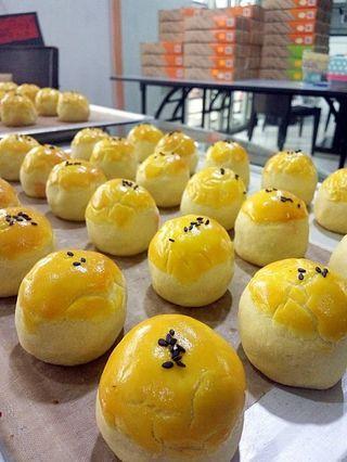 Handmade Sambal Mooncake