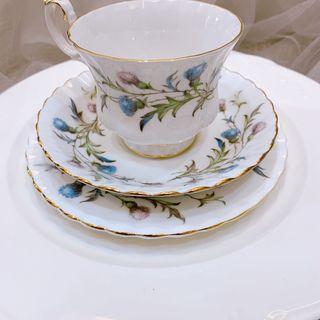 Royal Albert 英國皇室骨瓷 英國製 英國帶回 超美 古董收藏品