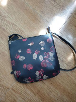 Brandnew Coach Printed Sling bag