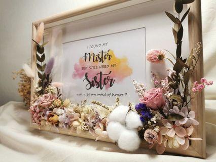 Flower Frame D