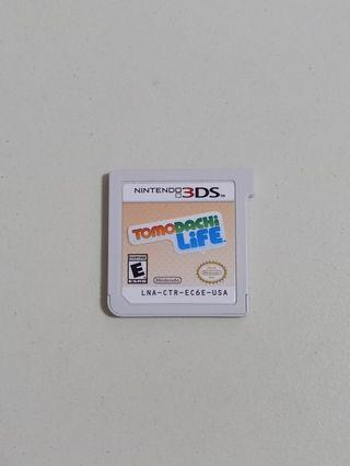 Nintendo 3DS Games Tomodachi Life