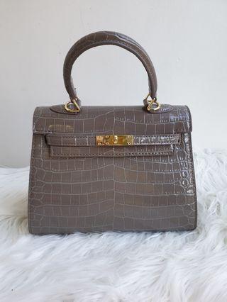 Kelly Inspired Small handbag