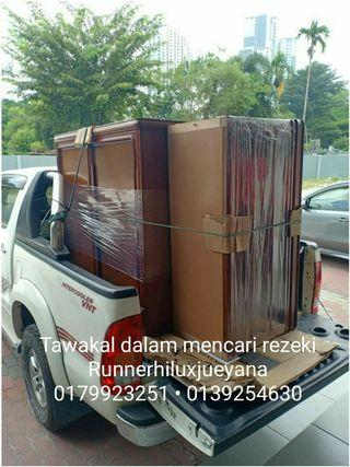 4x4 transport pickup mover