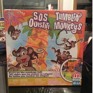 SOS Tumblin Ouistiti Monkeys Games