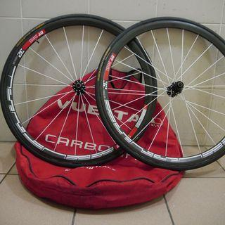 DT Swiss RRC 32 Dicut Tubular Wheelset Shimano 11s with sprinter tyres $4800