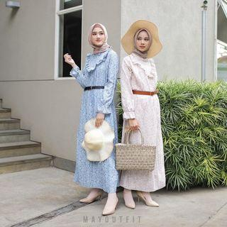 TERNA DRESS ORI MAYOUTFIT
