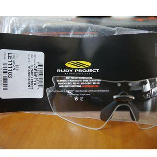 Rudy Project GENETYK SPARE LENSES RACING RED $200 Rudy Project GENETYK SPARE LENSES RACING Transparent $200