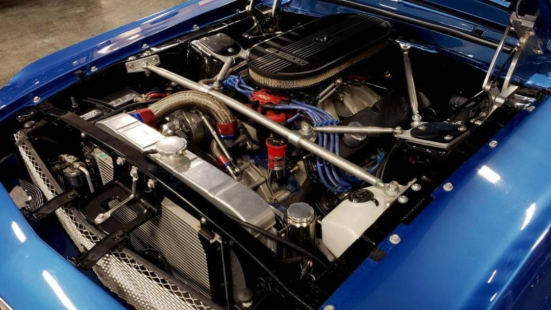 1968 Ford Mustang Fastback Shelby GT500