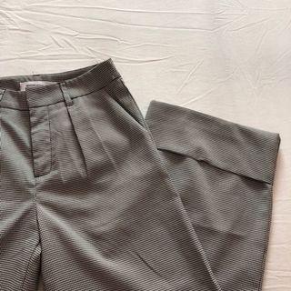 FLASH SALE: The Editor's Market Henrietta cuffed wide leg pants