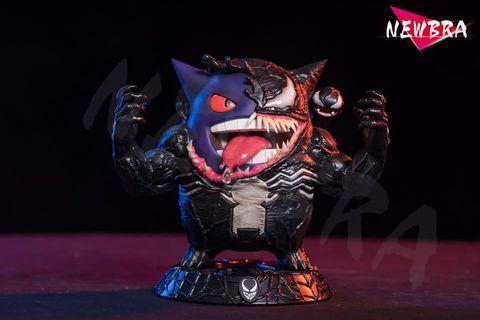 😈接單 NewBra 毒魔造型耿鬼😈寵物小精靈 復仇者聯盟 比卡超 寶可夢