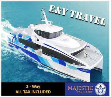 Majestic Batam Ferry