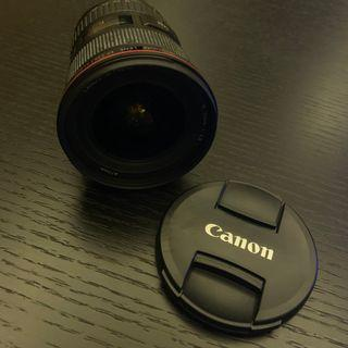 CANON lens 16-35mm 2.8