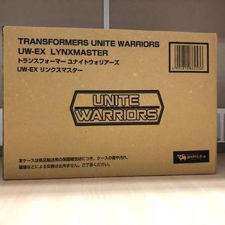 Unite Warriors Lynxmaster