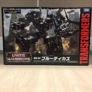 Unite Warriors Bruticus MISB
