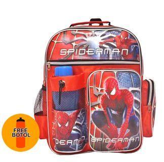 Tas Anak Sekolah TGB-8216 SPIDER-MAN